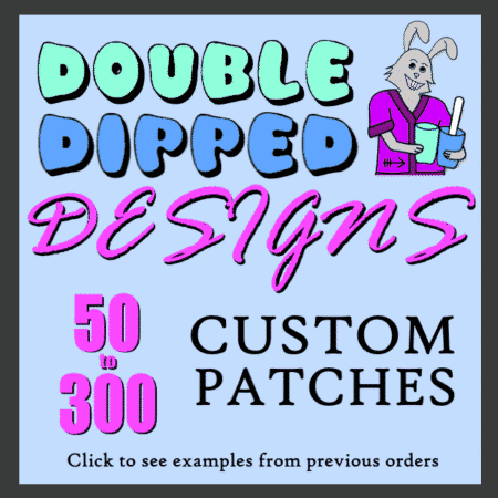 Custom Patches by Double Dipped Designs 4