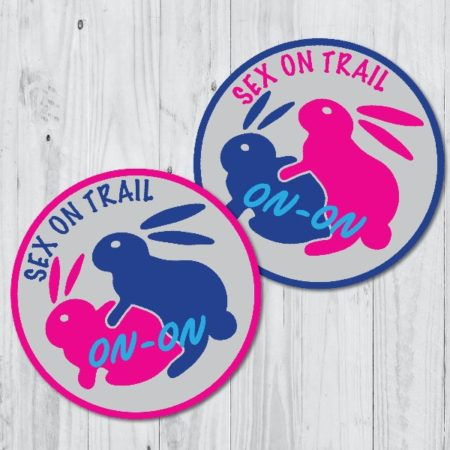 Sex on Trail Patches 8