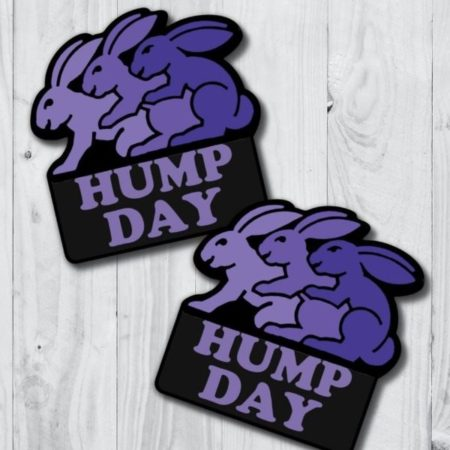 Hump Day Sticker 15