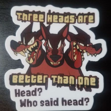Head Sticker 7