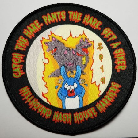 2019 Hellhound H3 patch 6