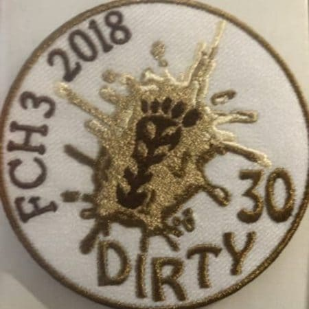 FCH3 30th Anniversary Patch 1