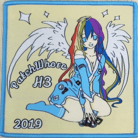 2019 Patch Whore H3 Kennel Patch 27