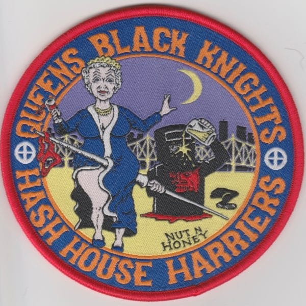 Queens Black Knights H3 Patch 1
