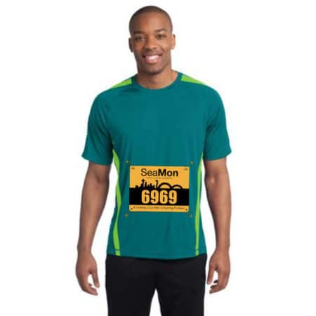 SeaMon - Race Bib Tech Shirt 3