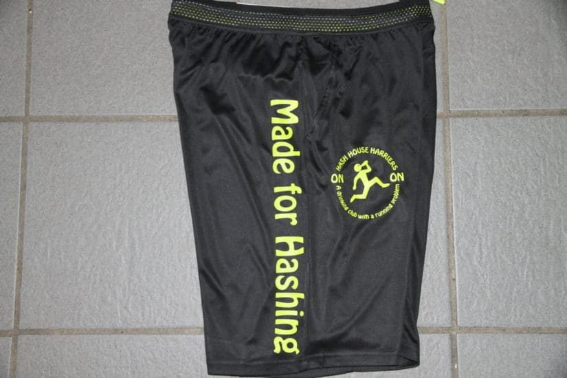 Harriers Shorts Made for Hashing 3