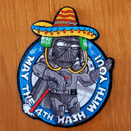 May the 4th Hash with you!! 2